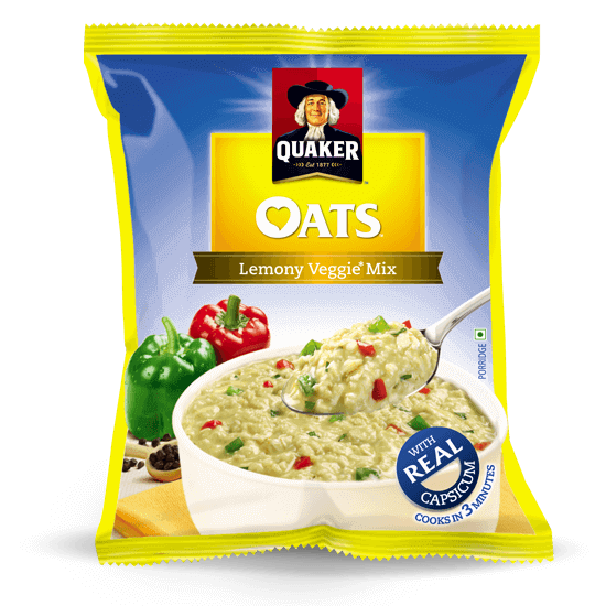 Savor the Goodness of Vegetables and Oats!