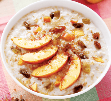 Quaker Oats With Apricot & Raisins
