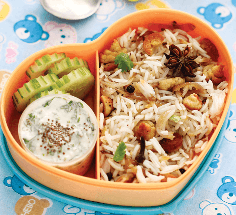 Quaker Oats Nuggets Pulao Tiffin