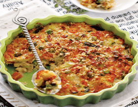 Quaker Oats Baked Vegetable/ Quaker Oats Vegetable Au Gratin