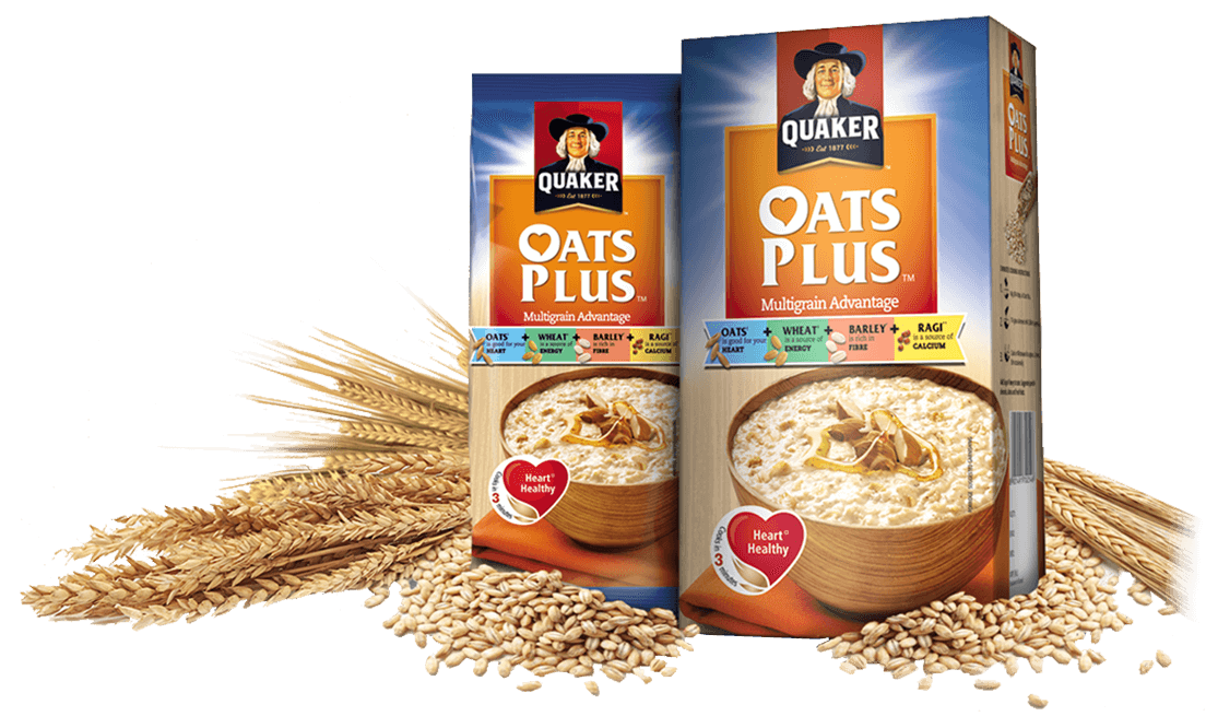 Quaker Oats Plus